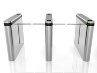 Drop Arm Turnstiles